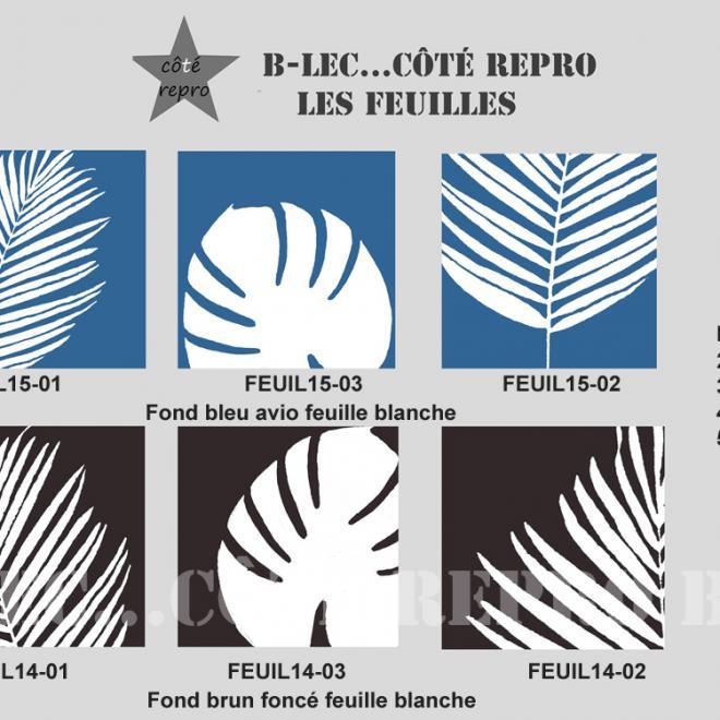 Les feuilles 5