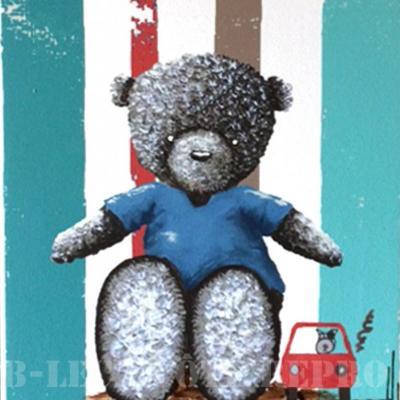 Les enfants, les oursons