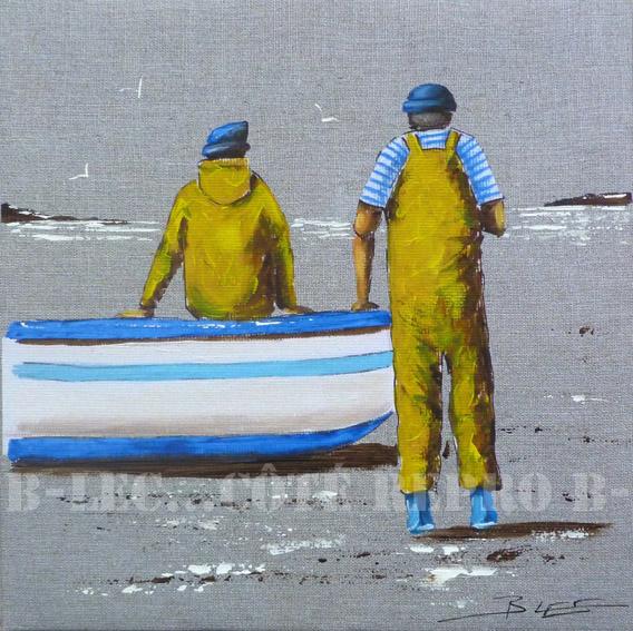 PECH18  barque